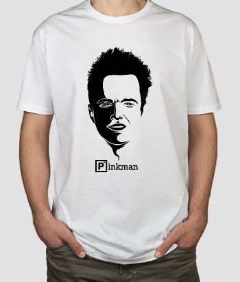 T-shirt Breaking Bad Pinkman