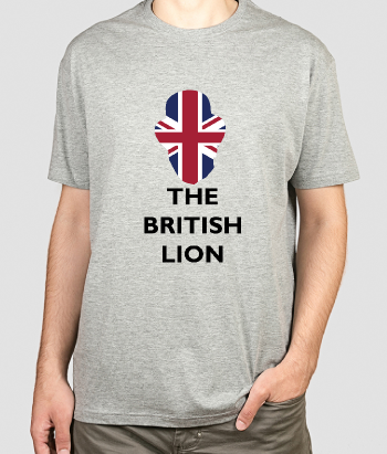 Camiseta original British Lion