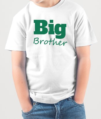 T-shirt big brother