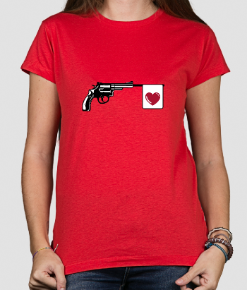 Shooting Love T-Shirt