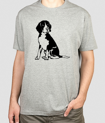 T-shirt divertente Beagle