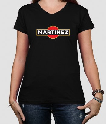 Camiseta Martinez