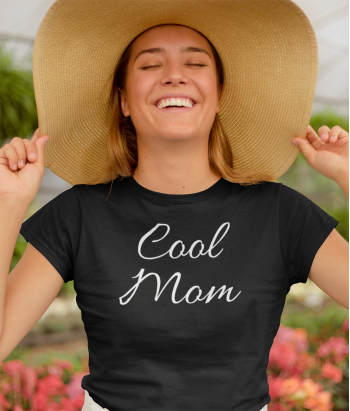 Camiseta Exclusiva Cool Mom