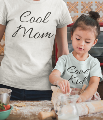 Camisetas madre e hija cool