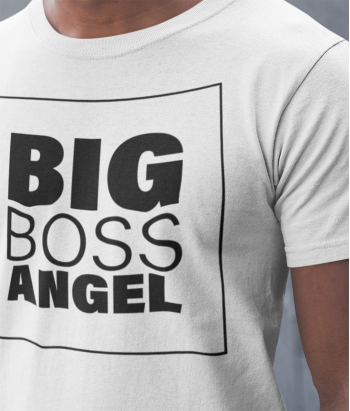 Camiseta Big Boss con Nombre
