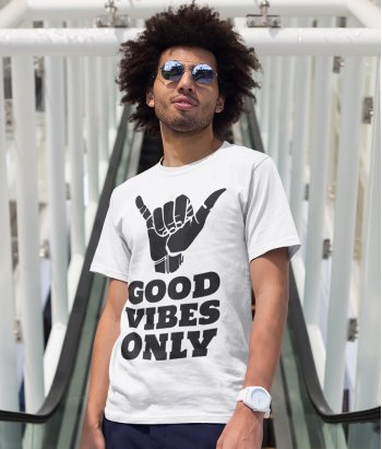 Camiseta Original Good Vibes